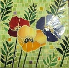 Intermediate Glass Mosaics