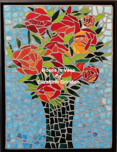 Elizabeth Grindon - Roses In Vase.jpg