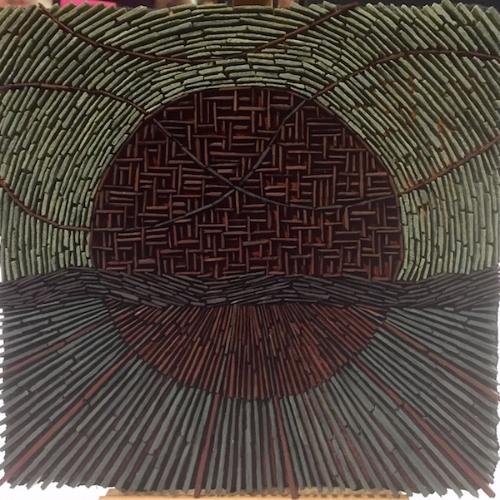 "Gaia's Treasures"" by Scott Fitzwater."