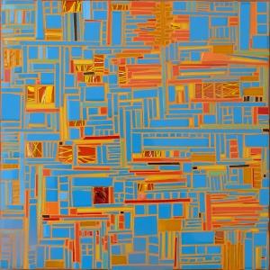 """Interleaved""by Kathy Richardson"