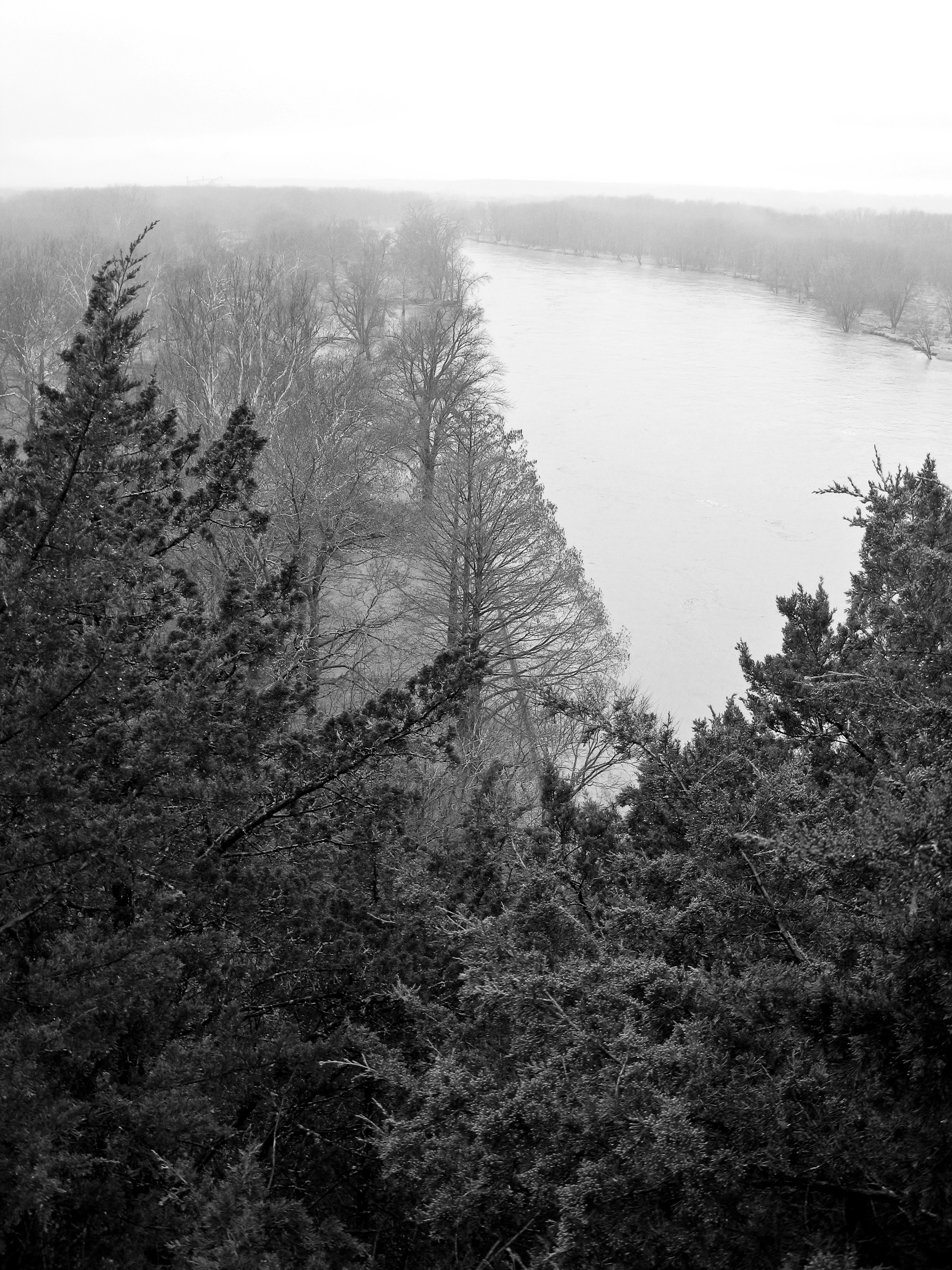 Atop Starved Rock