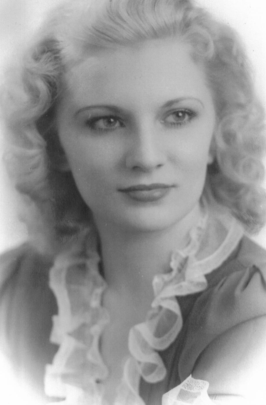 Frances Fenstermaker (c. 1938)