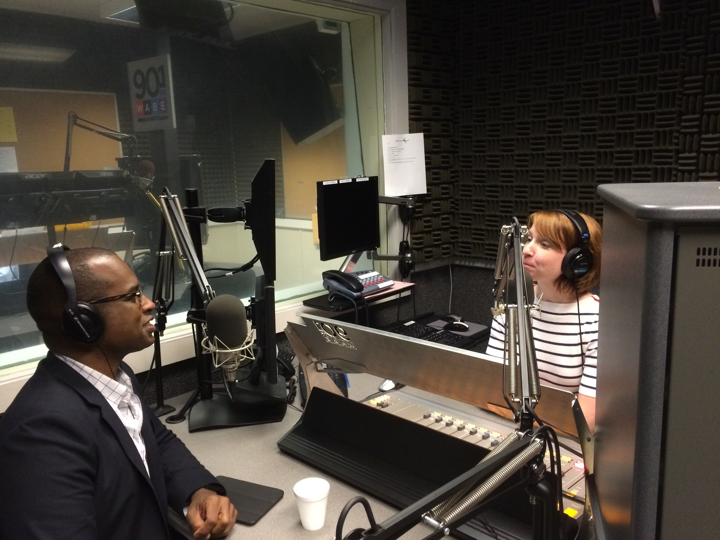 WABE's Kate Sweeney interviews Dr. Carter about sensation seeking.