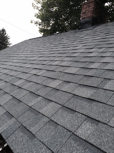 Owens Corning Roof after replacement by Groundswell Contracting