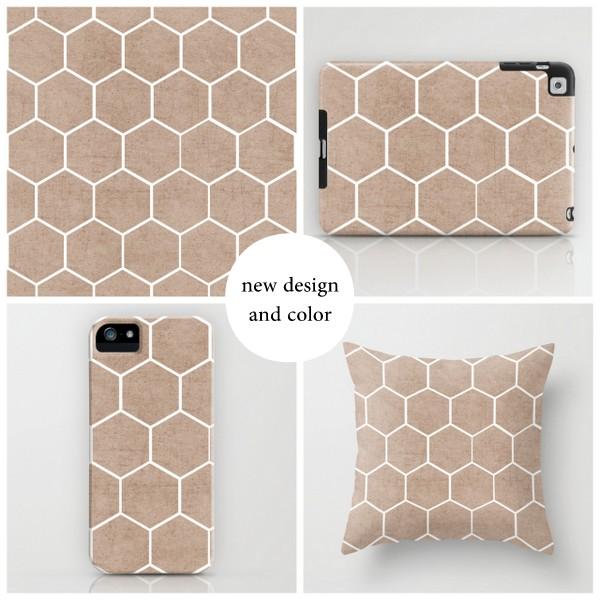 natural hexagon