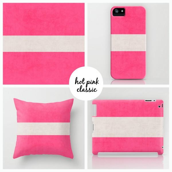 hot pink classic
