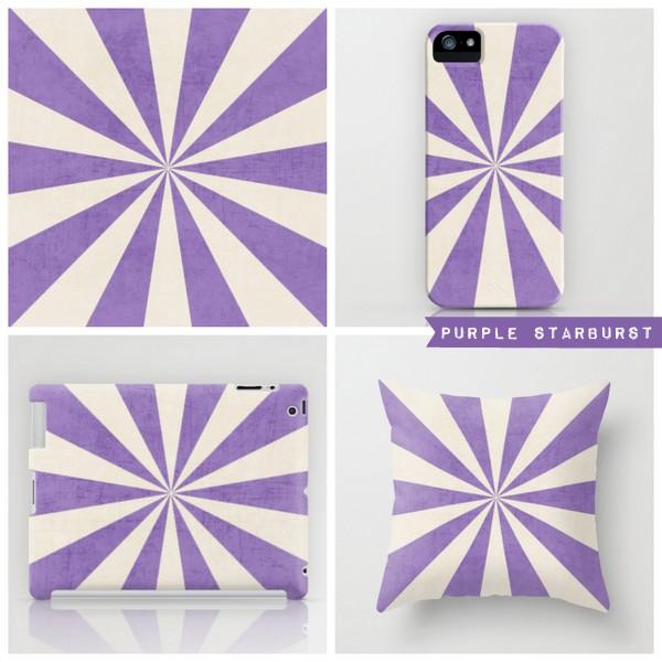 purple starburst