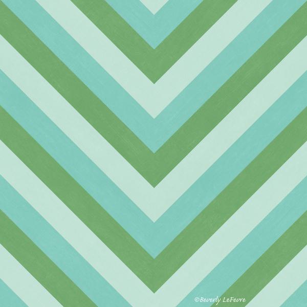 v lines - river