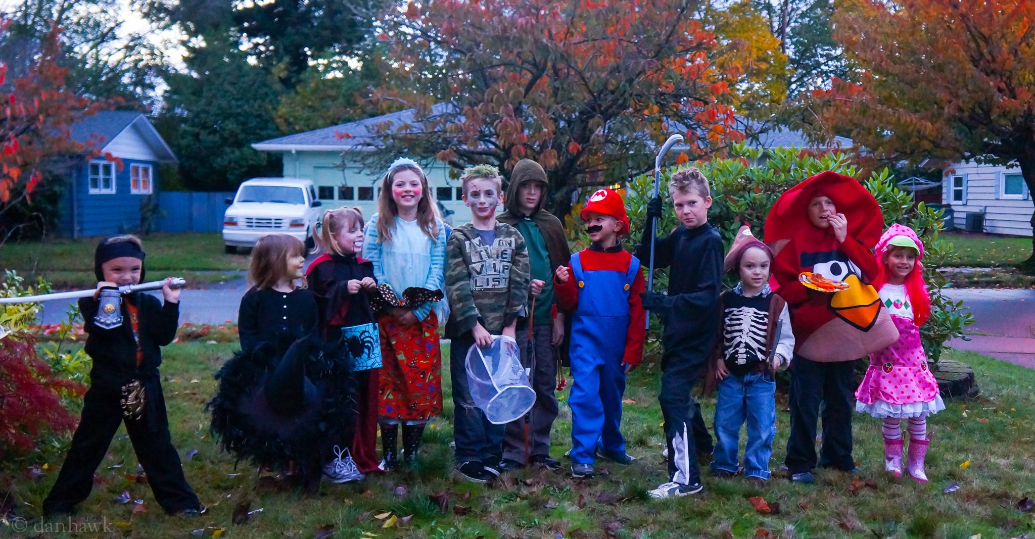Halloween Crew | 365 Project | Oct 31st, 2012