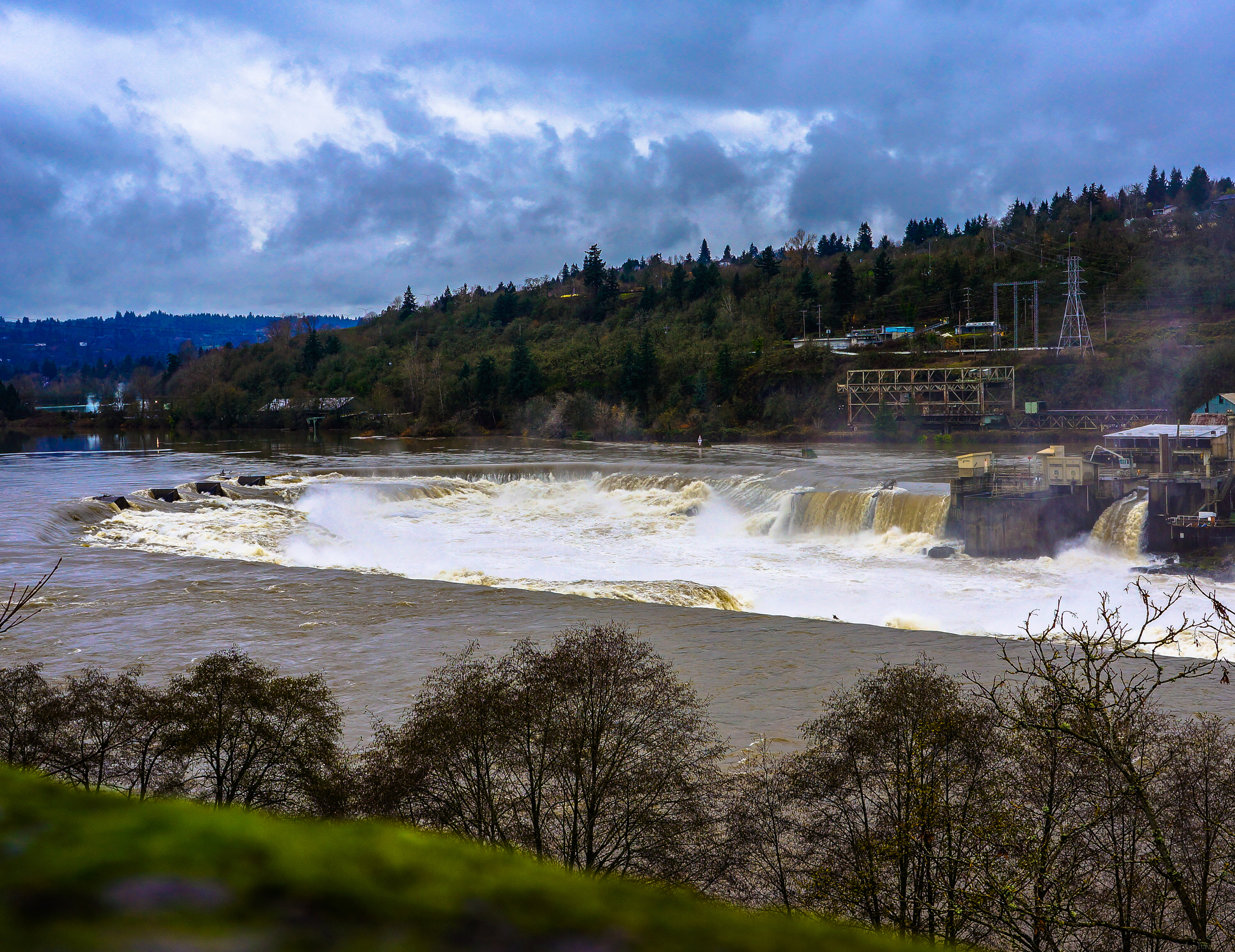 Willamette Falls | 365 Project | Dec 8th, 2012