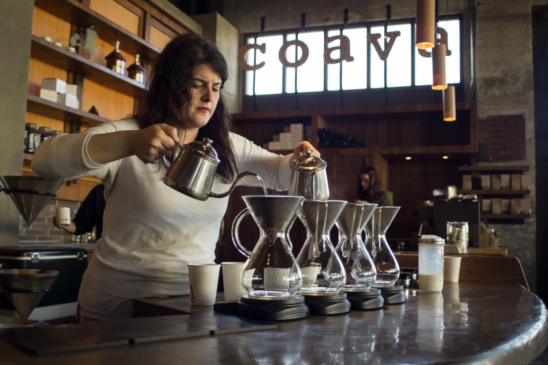 Coava Coffee Saturday | 365 Project | Jan 19th, 2013