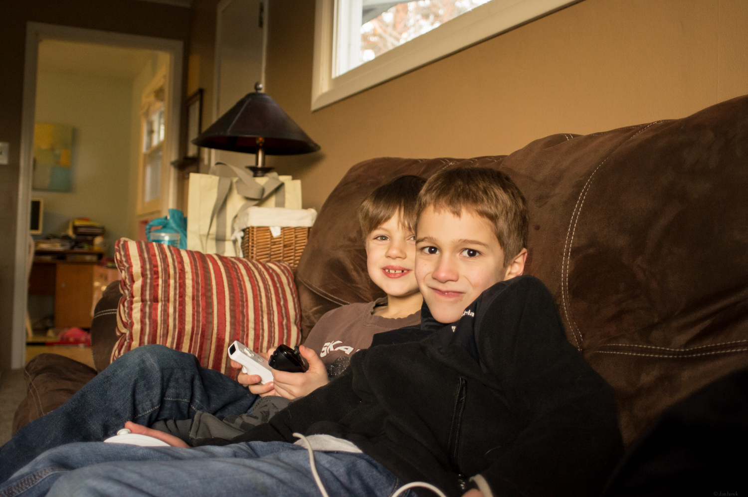 Young Gamers | 365 Project | Jan 20th, 2013