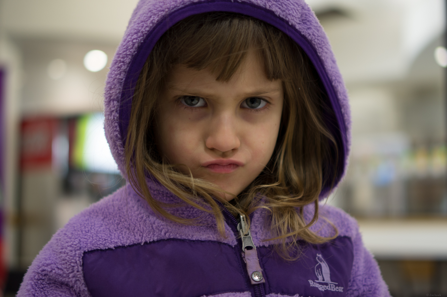 Fake Mad Face | 365 Project | January 28th, 2013
