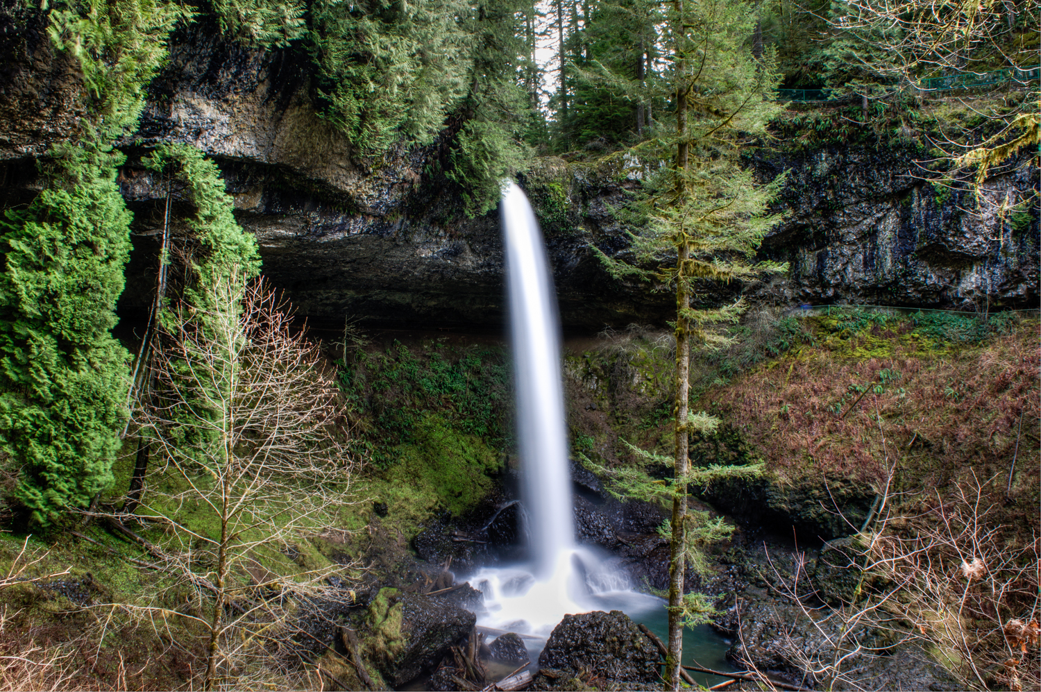 North Silver Falls | 365 Project | Feb 18th, 2013