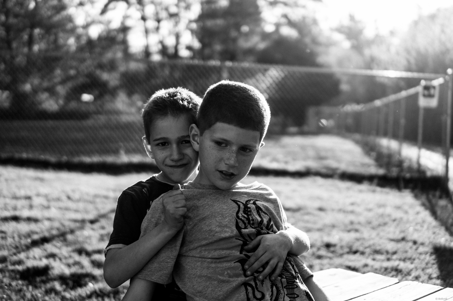Brothers | 365 Project | May 4th, 2013 | 35mm, f/1.8, ISO 100, 1/2000