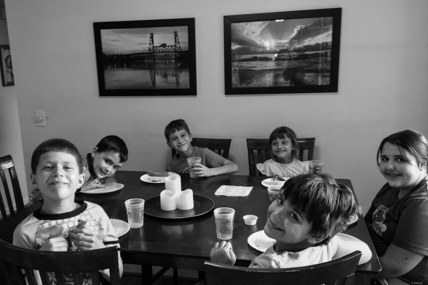 A Bunch of Kids | 365 Project | August 31st, 2013 | iPhone 5
