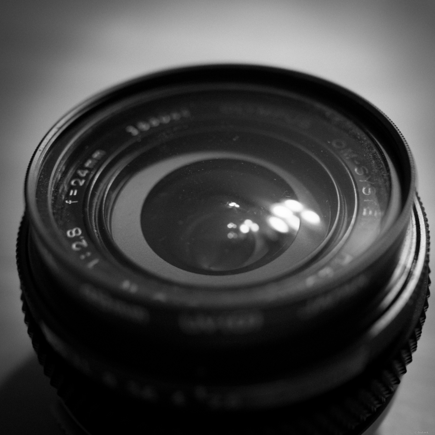 Old Lenses Are Cool  | 365 Project | September 17th, 2013 | 24mm, f/3.2, ISO 1600, 1/60
