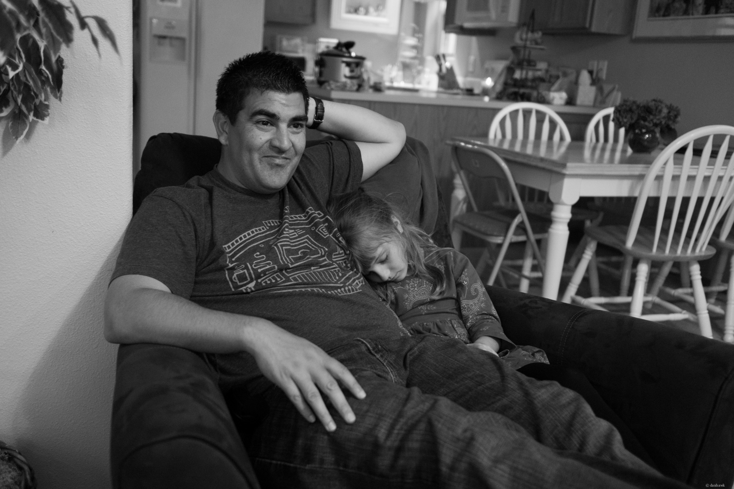 Someone Fell Asleep | 365 Project | September 22nd, 2013
