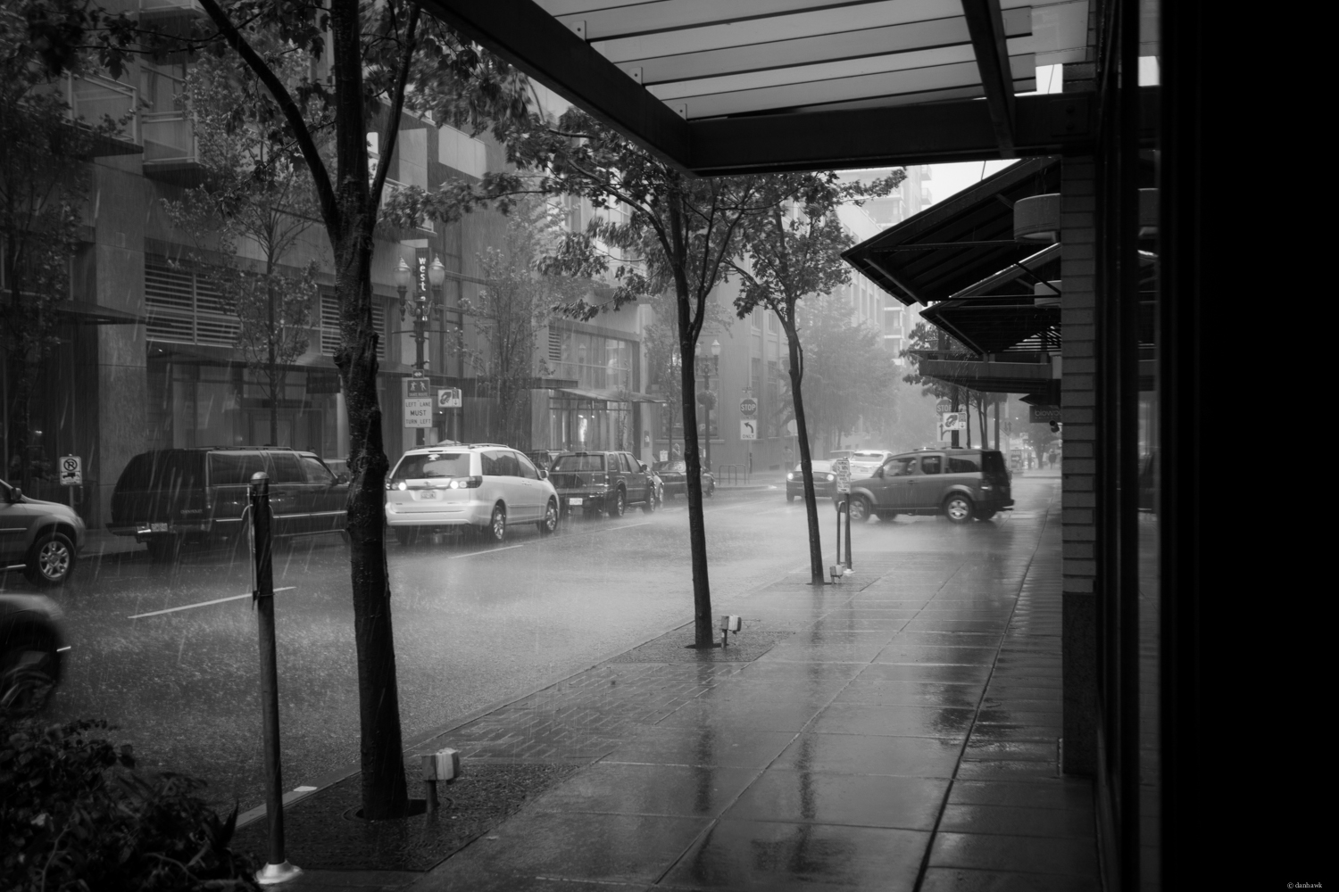 Portland Rain is Back | 365 Project | September 28th, 2013 | 24mm, f/2, ISO 100, 1/40