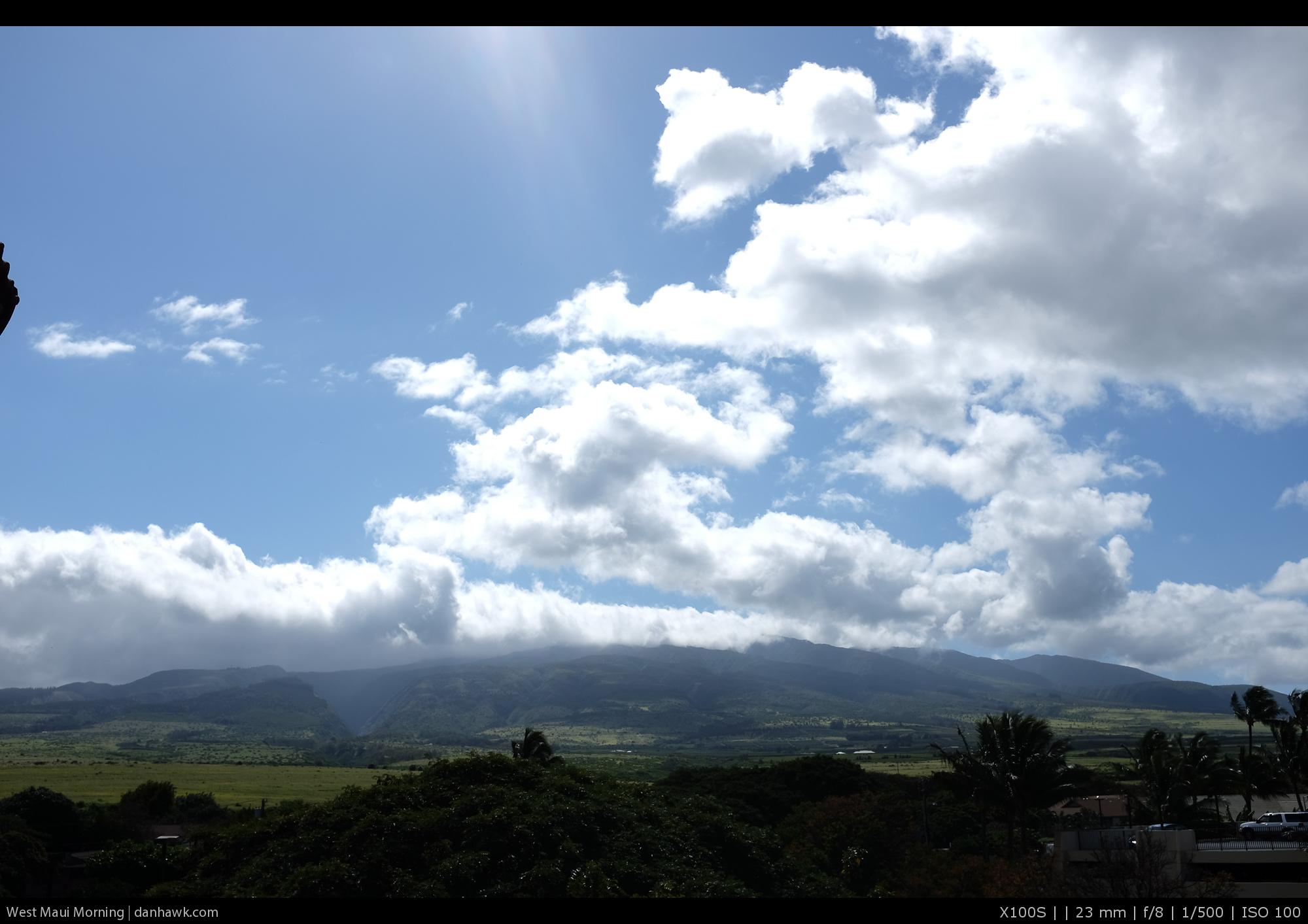 West Maui Morning