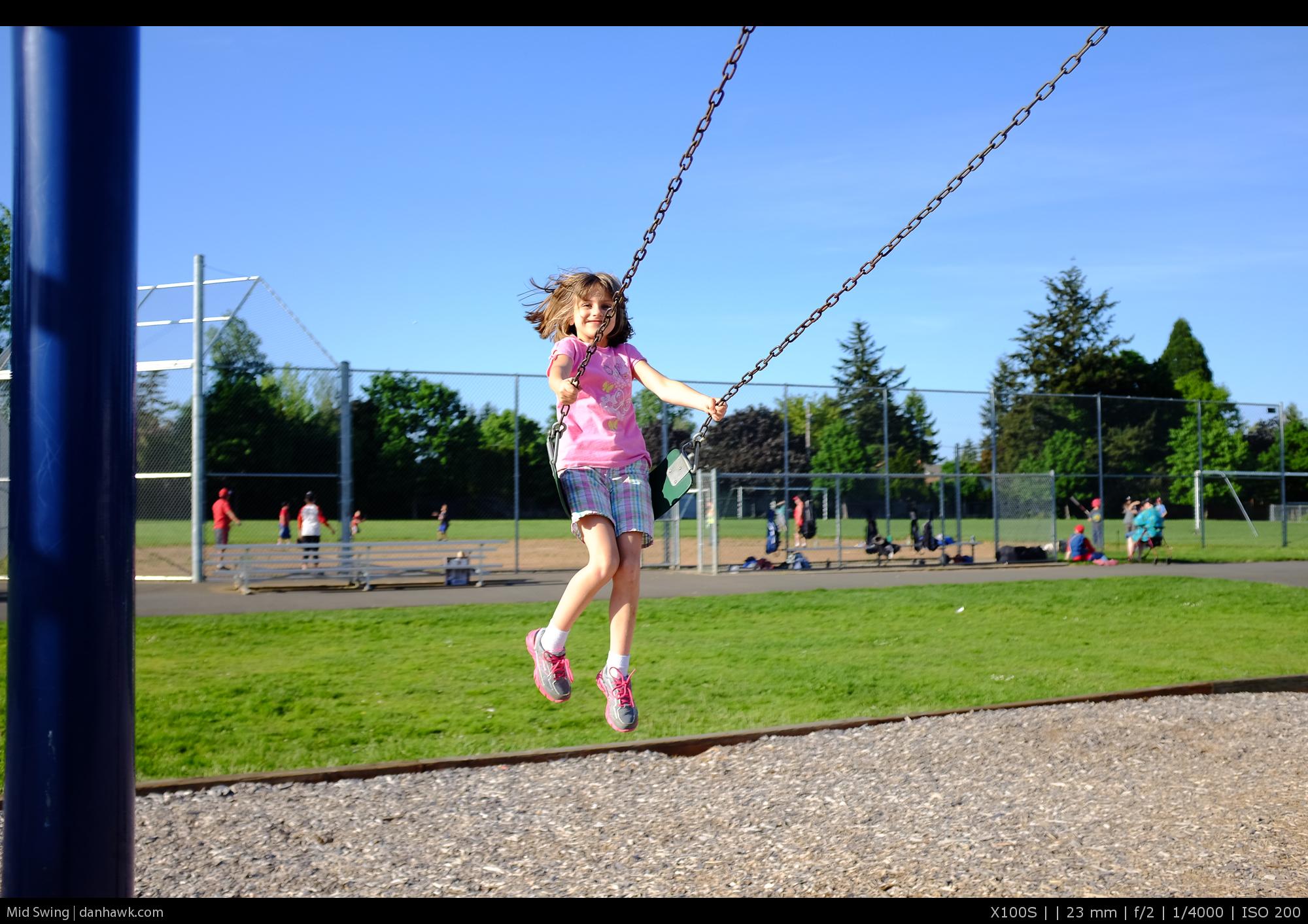Mid Swing