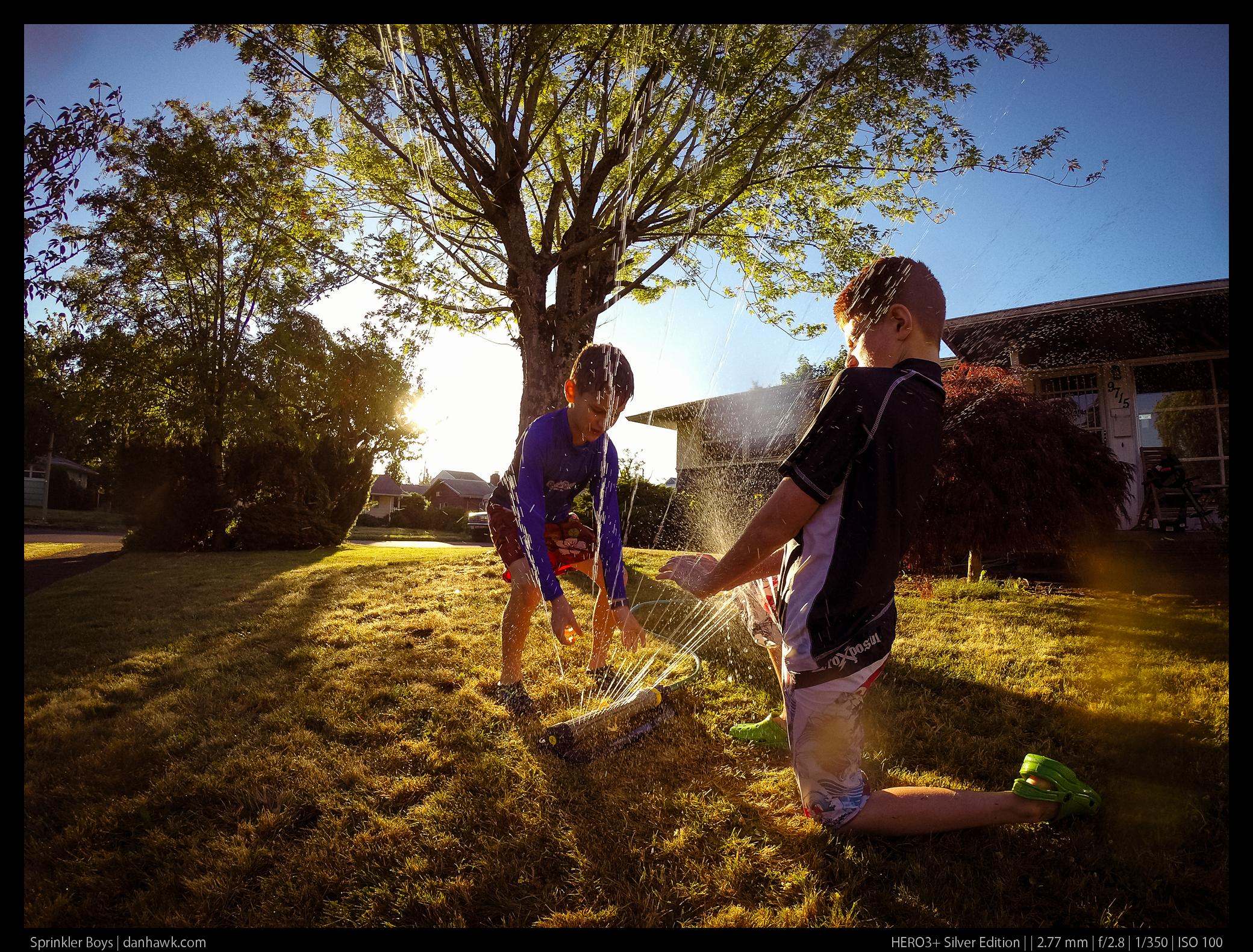 Sprinkler Boys