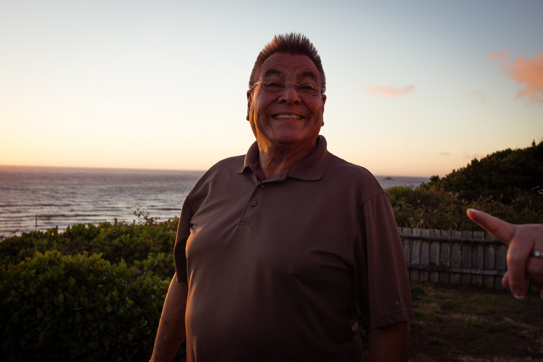 Grandpa Sunset