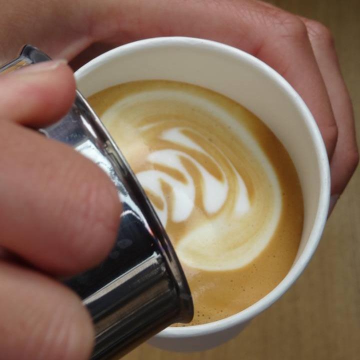 True Barista Latte Art