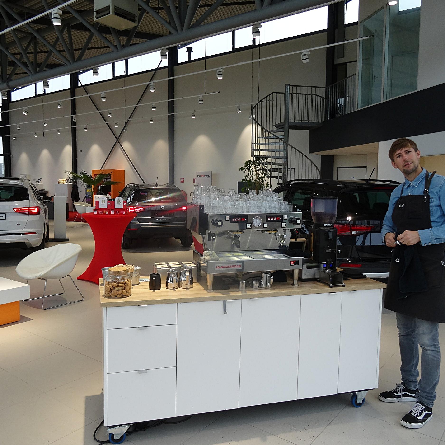 espressobar Volkswagen