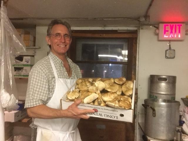 Chef/Owner David Hoene, Pauline's Cafe