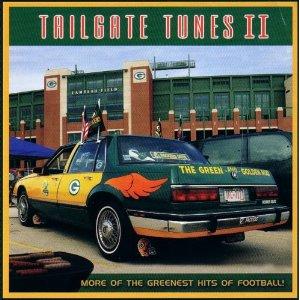 2nd Edition Tailgate Tunes Album