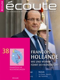 écoute's February issue