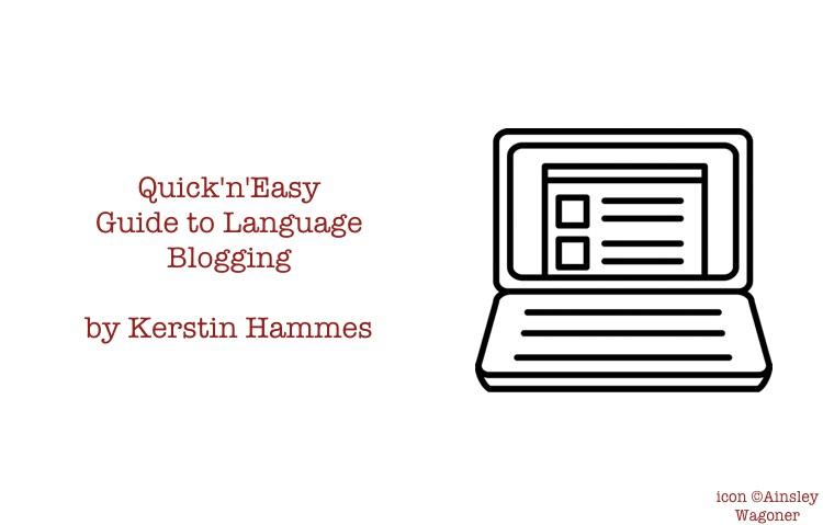 guide to language blogging