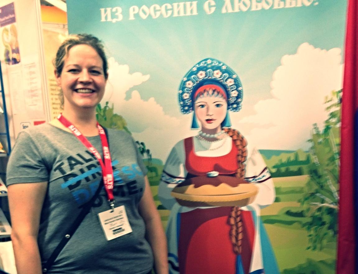 """""""Beautiful Russian woman"""""""