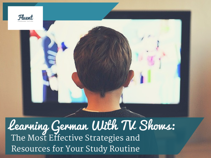 German with tv shows