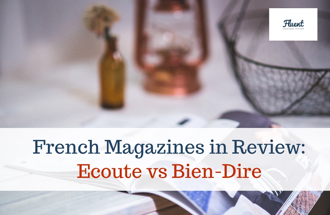 french magazine review