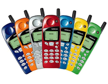 90s mobile phone