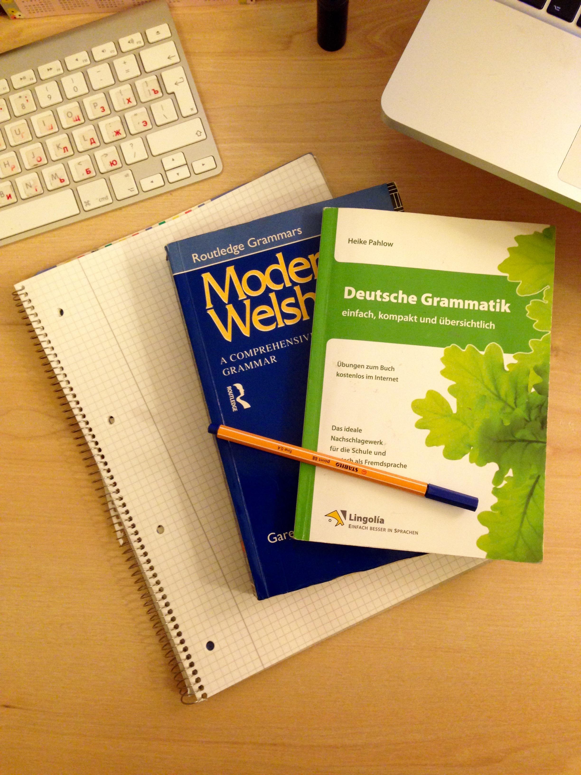 grammar books fluentlanguage