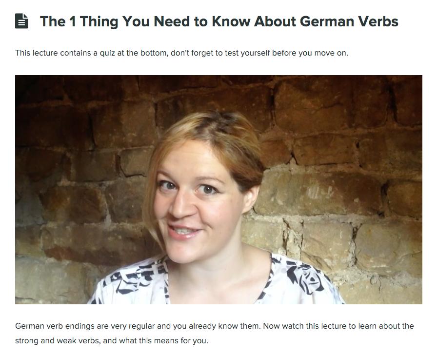 inside easy german grammar