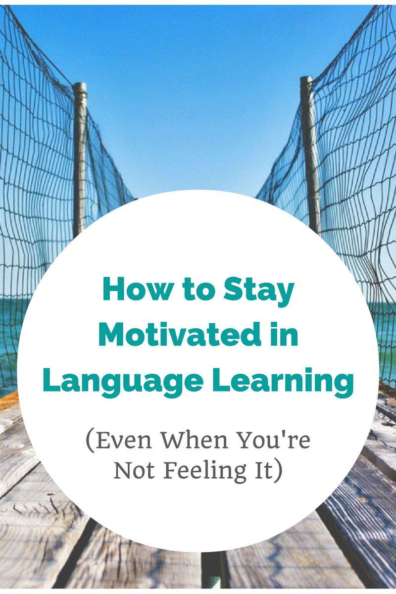 language motivation