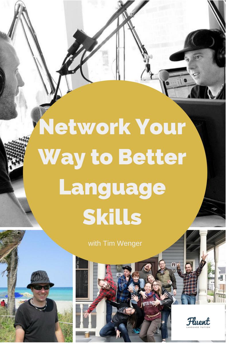 network-language skills