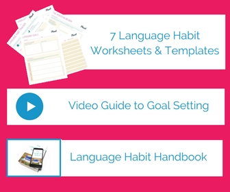 The Language Habit Toolkit
