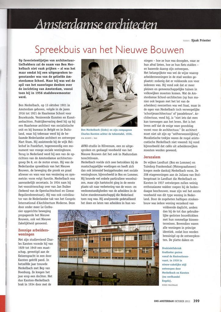 Ons Amsterdam, oktober 2011, p. 399