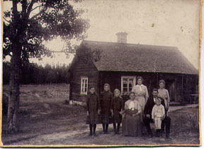 House in 1914