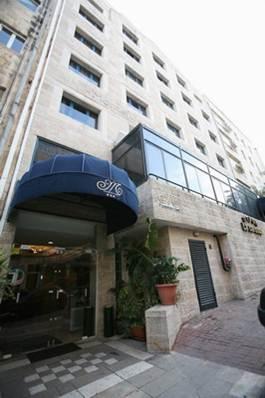 MONTEFIORE HOTEL    JERUSALEM, ISRAEL