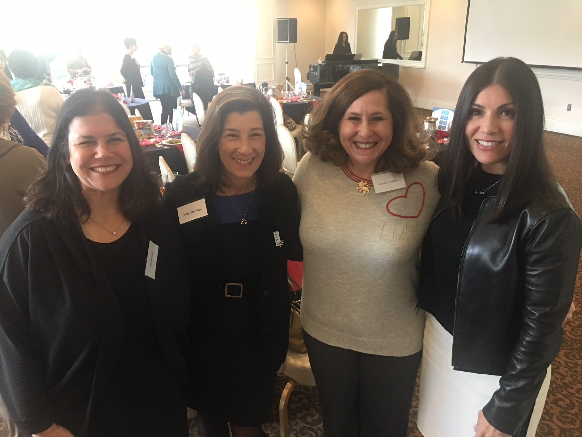 "The Federation's ""Women's Philanthropy Lunch & Learn"" at Arden Hills Club, February 2018"