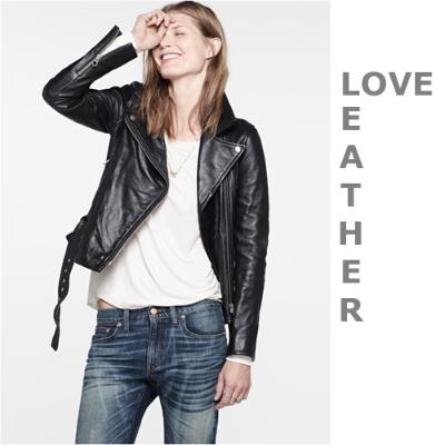 Madewell ultimate leather motorcycle jacket, $528