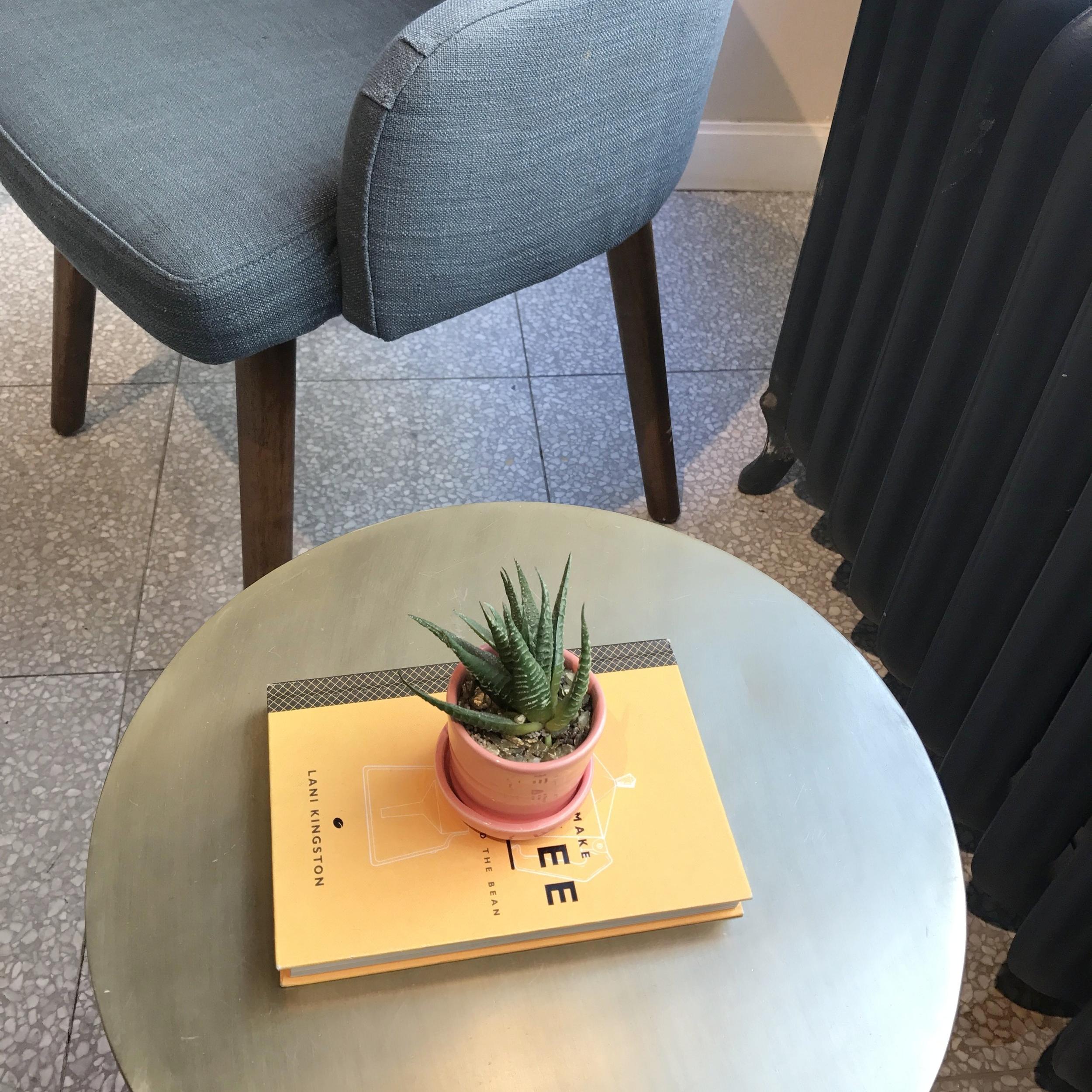 heyday lobby
