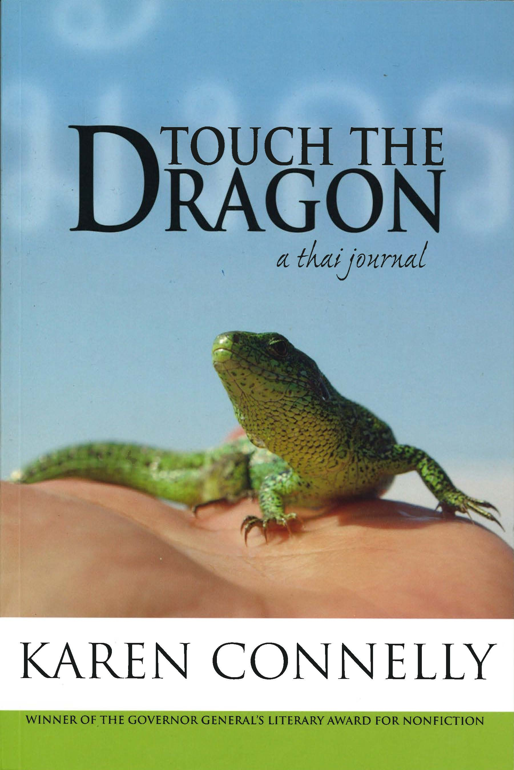 Touch the Dragon 2010 Cover.jpg