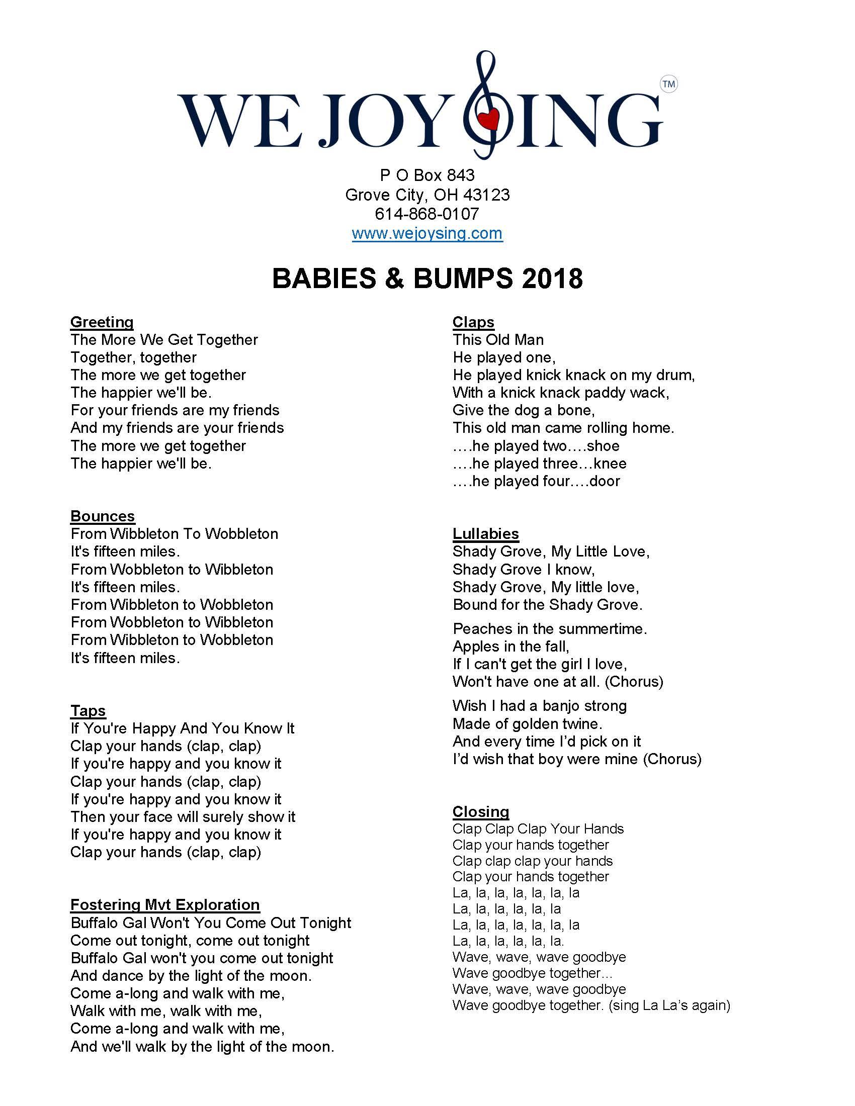 Babies & Bumps 2018 handout.jpg
